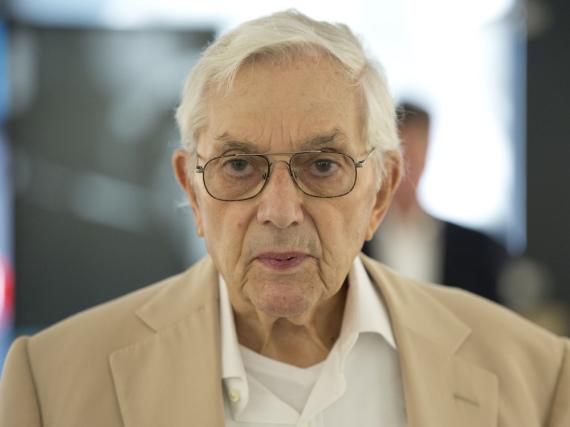 Ken Adam ist mit 95 Jahren gestorben