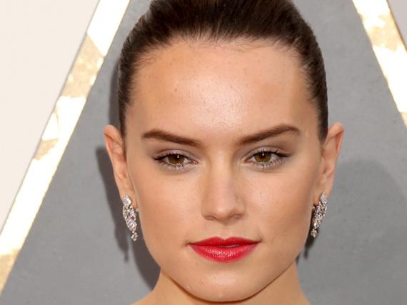 Daisy Ridley bei der Oscar-Verleihung