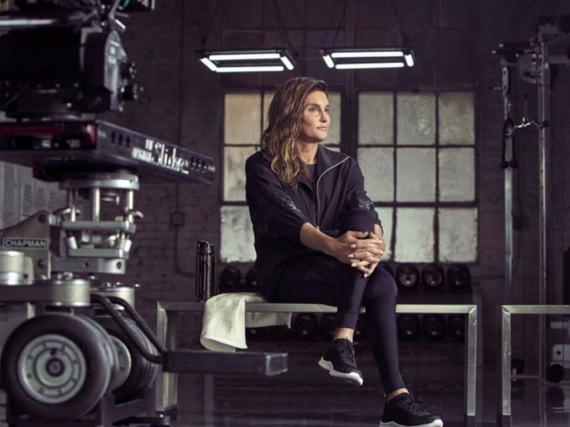 Caitlyn Jenner im Fitness-Dress für H&M Sport