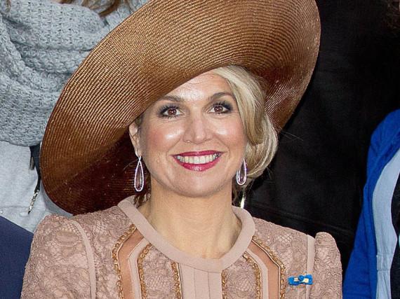 Königin Máxima auf Staatsbesuch in Frankreich