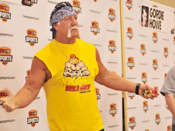 Hulk Hogan muss sich nicht nur dem Spott der Öffentlichkeit, sondern auch Vorwürfen seiner Ex-Frau stellen