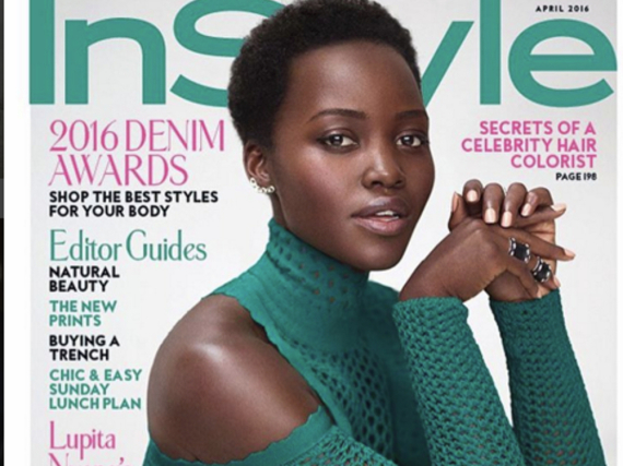Lupita Nyong'o gilt als Stil-Ikone