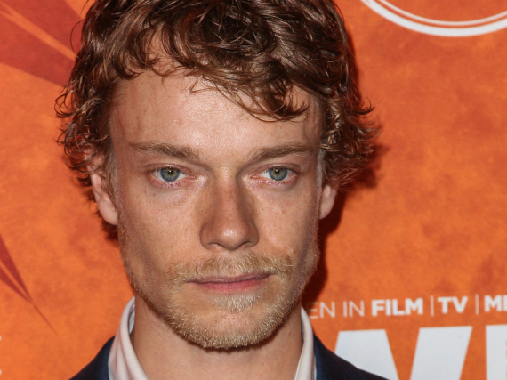 Alfie Allen während eines Events in Los Angeles im September 2015