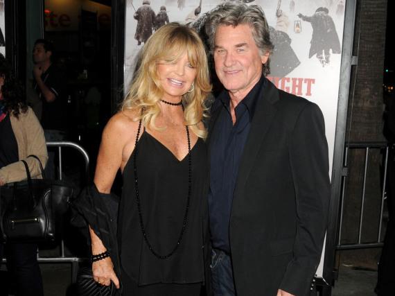 Seit 1983 sind Goldie Hawn und Kurt Russell ein Paar