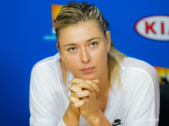 Maria Sharapovas Doping-Beichte hat weitreichende Konsequenzen