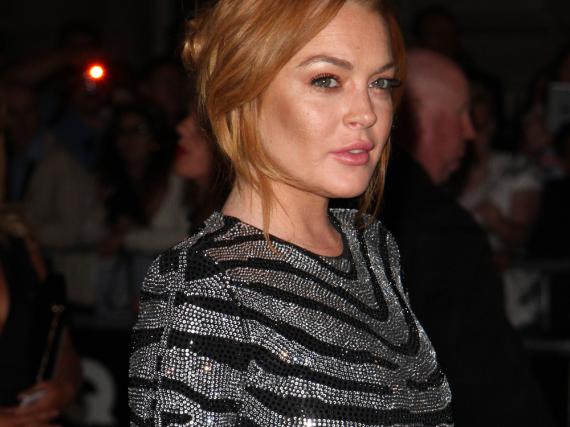 Bisher hatte Lindsay Lohan vor Gericht immer wenig Glück