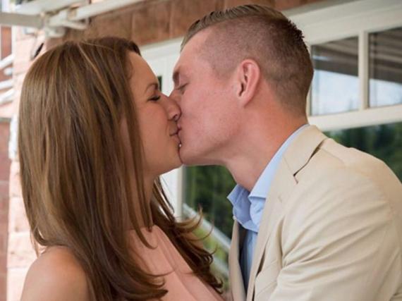 Toni Kroos und seine Frau Jessica