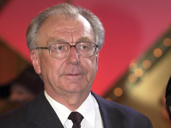 Lothar Spaeth wurde 2002 mit dem Medienpreis