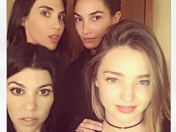 Miranda Kerr und ihre Mädels hatten viel Spaß zusammen