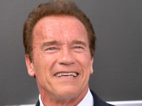 Arnold Schwarzenegger bei einer Veranstaltung in Los Angeles im Sommer 2015