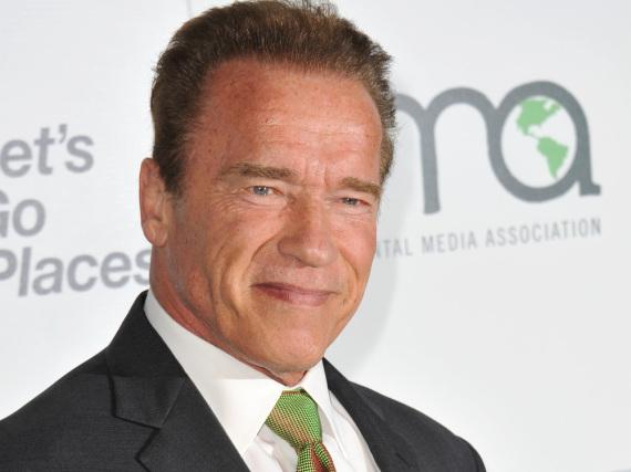 Arnold Schwarzenegger auf einer Veranstaltung in Los Angeles