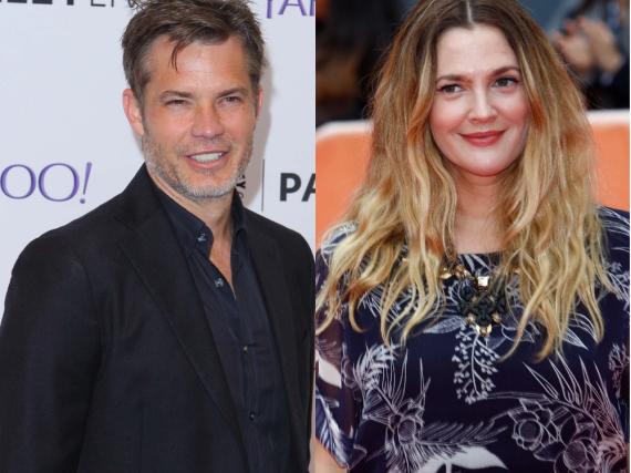 Timothy Olyphant und Drew Barrymore werden bald ein Ehepaar mimen