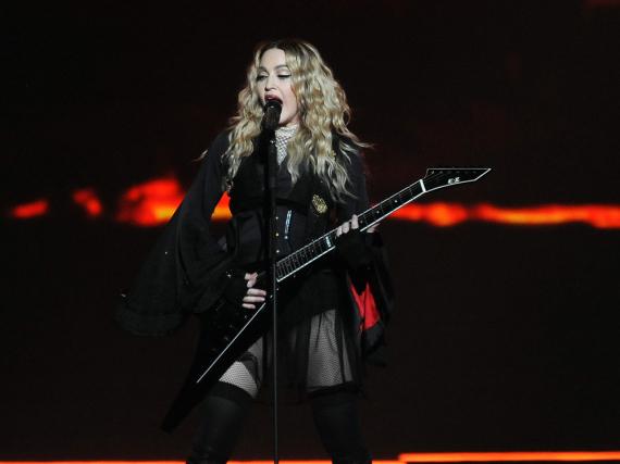 Rocco wollte nicht mehr mit seiner Mutter Madonna auf Tour gehen