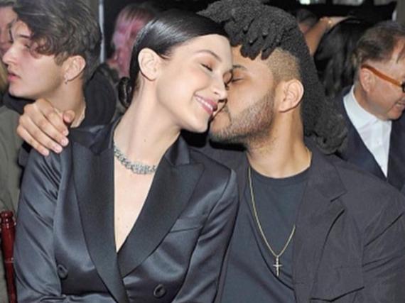 So verliebt zeigten sich Bella Hadid und The Weeknd in L.A.