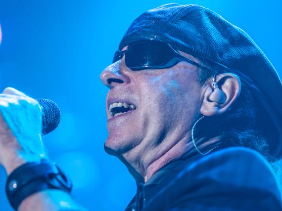 Scorpions-Sänger Klaus Meine hat massive Probleme mit der Stimme