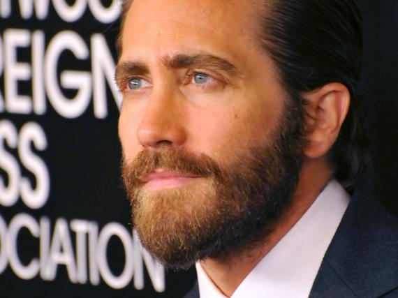 Jake Gyllenhaal hegt und pflegt seinen Bart