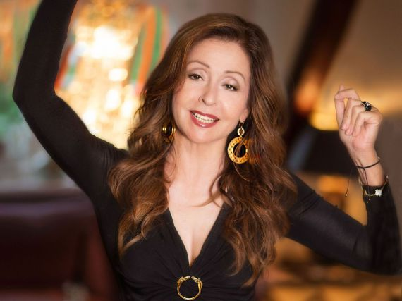 Steht seit 50 Jahren auf der Bühne: Vicky Leandros