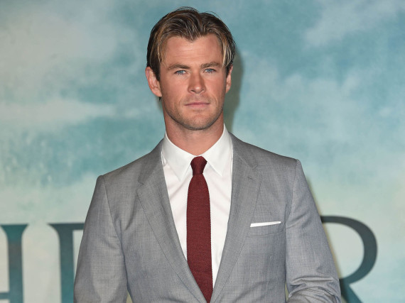 Seine Kinder stehen bei ihm an erster Stelle: Chris Hemsworth