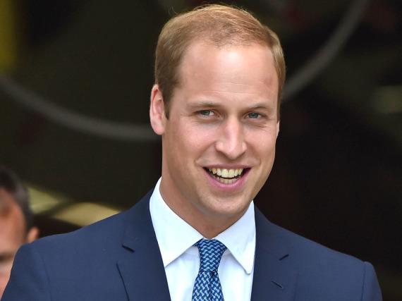 Prinz William ist über Ostern alleine in Kenia