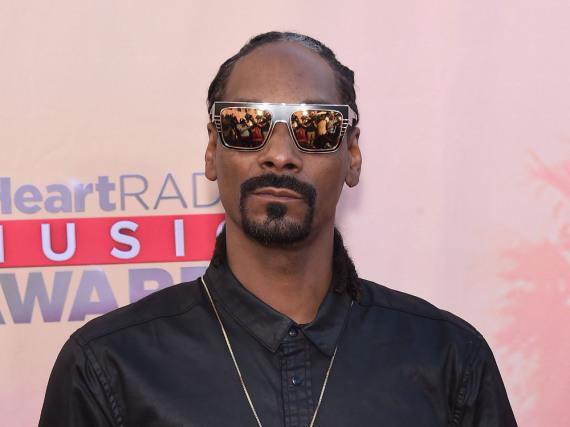 Snoop Dogg kann nicht nur rappen
