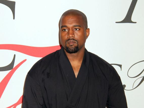 Kanye West hat sich jetzt doch auf Apple Music verirrt