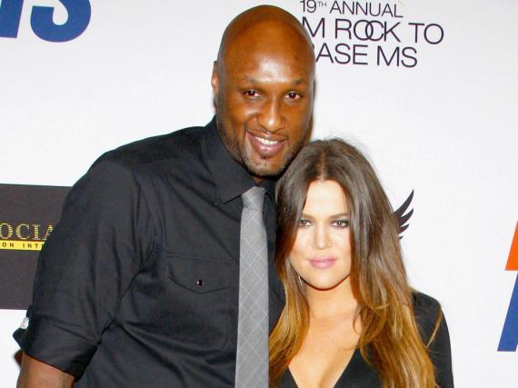 Lamar Odom und Khloé Kardashian: Ein Foto aus glücklichen Tagen