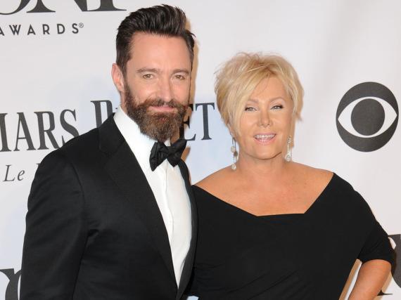 Hugh Jackman und Deborra-Lee Furness sind seit 20 Jahren glücklich verheiratet