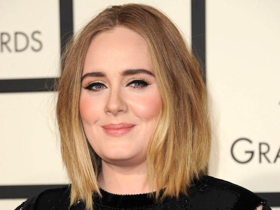 Adele ist derzeit auf Tour