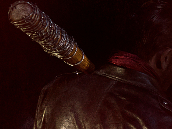 Erster Blick auf Negan (Jeffrey Dean Morgan)