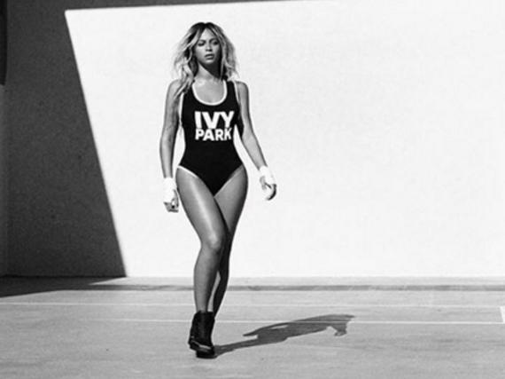 Beyoncé stellt Ivy Park vor