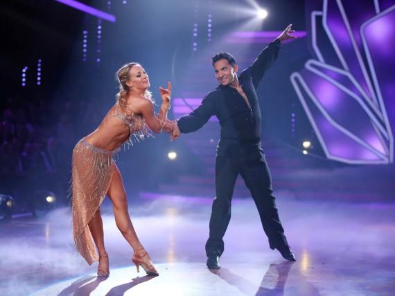 Sie haben sich ins Aus getanzt: Attila Hildmann und Oxana Lebedew