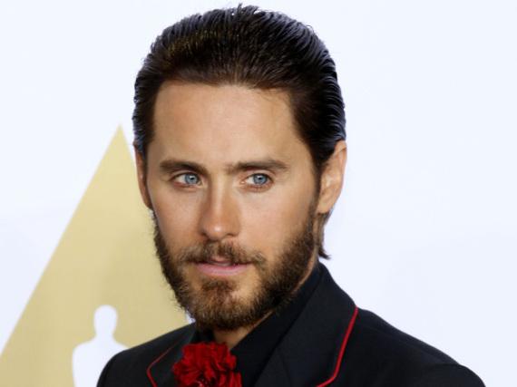 Jared Leto bei der Oscar-Verleihung im Februar 2016