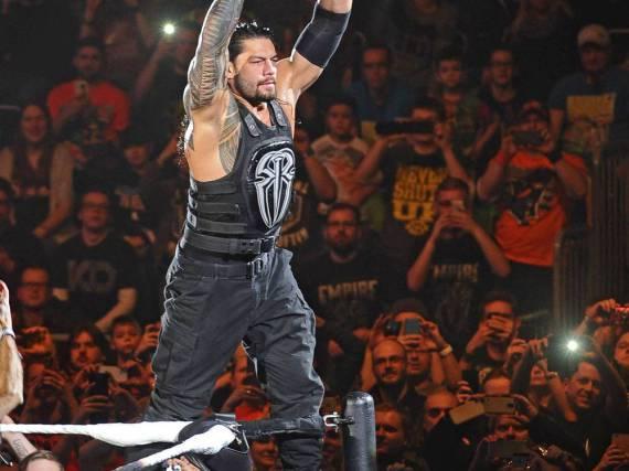 Roman Reigns ist der neue WWE-Champion im Schwergewicht