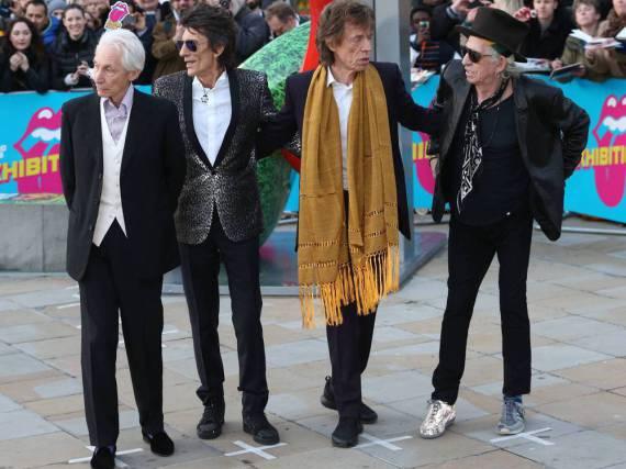 Die Rolling Stones in London