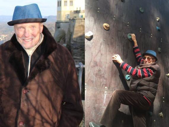 Seine Facebook-Posts zeigen ihn auf dem Weg nach oben: Karel Gott nach der Krebs-Behandlung