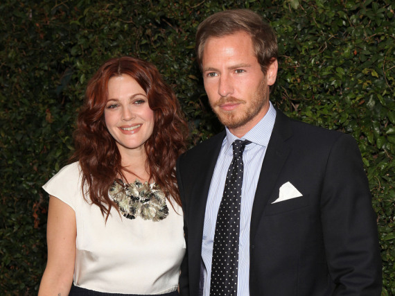 Drew Barrymore und Will Kopelman heirateten 2012