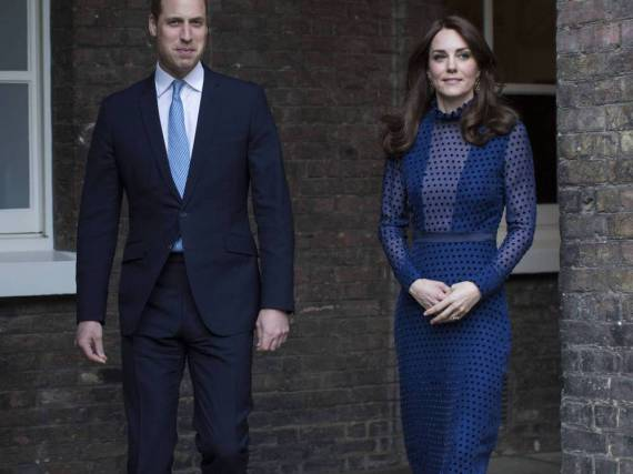William und Kate brechen bald nach Indien auf