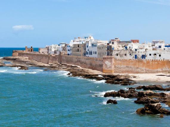 Marokkos malerische Küstenstadt Essaouira gilt als die