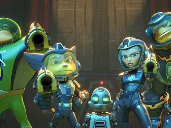 Die Mission der Galactic Rangers: Die Galaxie vor völliger Zerstörung retten.
