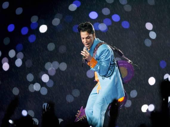Prince ist beerdigt