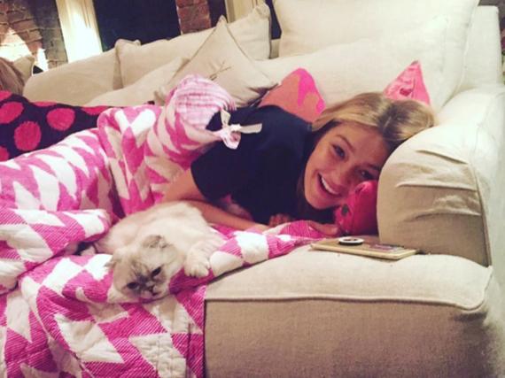Taylor Swift zeigt Freundin Gigi Hadid von einer ganz privaten Seite