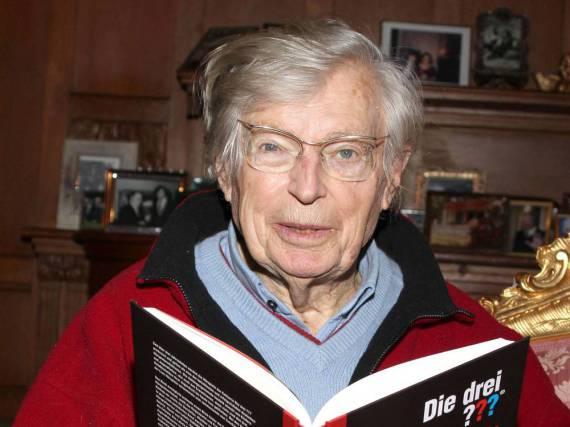 Guter Vorleser: Andreas Beurmanns Stimme wird vielen Kindern in Erinnerung bleiben