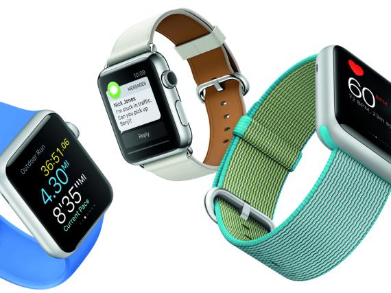 Die Apple Watch begeistert bisher kaum einen Kunden