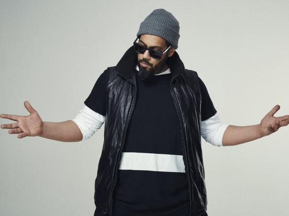 Rapper Samy Deluxe hat sich für sein neues Album den schwerwiegenden Titel