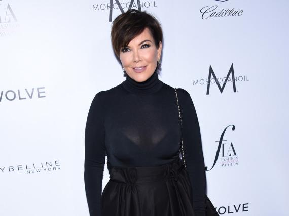 Kris Jenner soll ein Sex-Tape gedreht haben