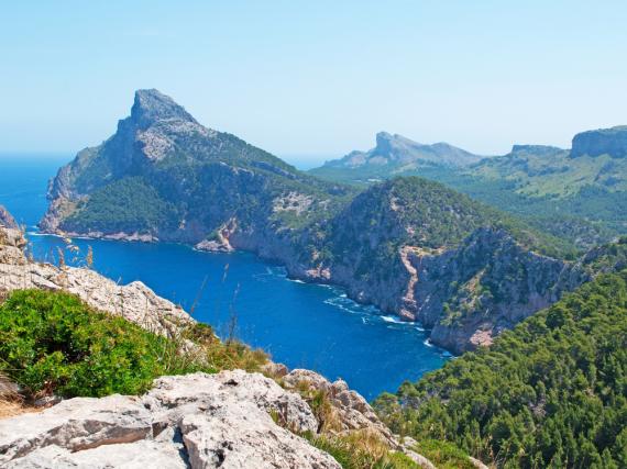 Cap de Formentor ist ein schönes Ausflugsziel auf Mallorca