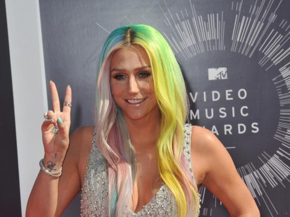 Macht endlich wieder Musik: Kesha