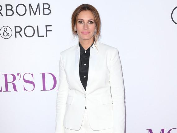 Julia Roberts arbeitete schon an der Seite von Richard Gere, Hugh Grant und George Clooney