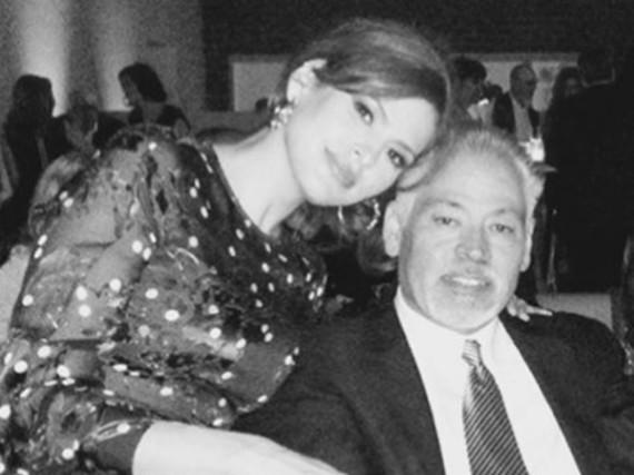 Eva Mendes und ihr Bruder Juan Carlos