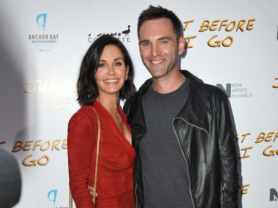 Elf Jahre Altersunterschied trennen Courteney Cox und Johnny McDaid